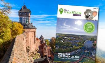 """Neue Broschüre """"Meine Ferienregion Europapark"""""""